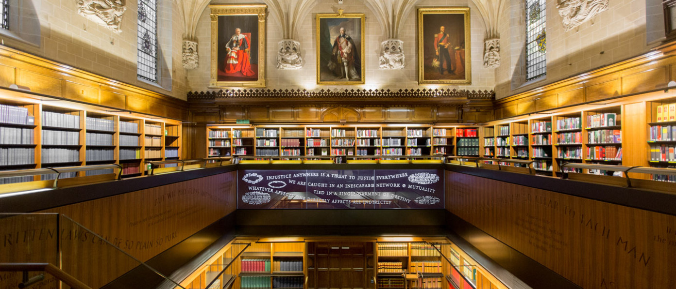 Library, London, conference, supreme court, venue, meeting